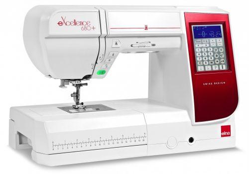 Buitinės kompiuterizuotos siuvimo mašinos