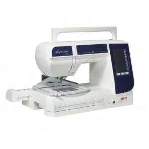 Siuvimo-siuvinėjimo mašinos